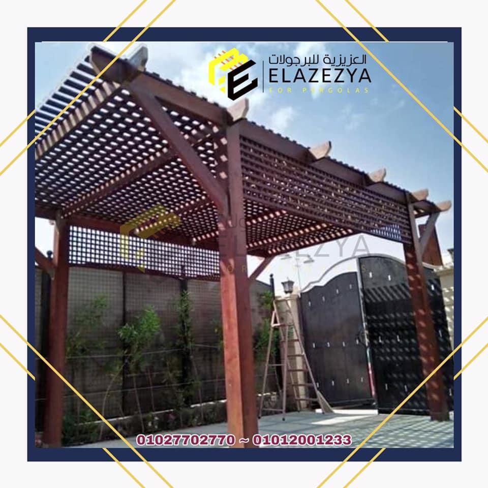 اشكال برجولات خشبية وتقفيلات غرف خشب بأفضل انواع الخشب في مصر بالضمان 01027702770 106421794_279849350105519_4396976110013595561_n-2