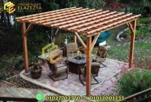 نجار برجولات خشبية بأمهر طريقة احترافية فى مصر 01027702770