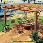 شركات تركيب برجولات حدائق خشبية بالاسكندرية معتمدة بالضمان 2021