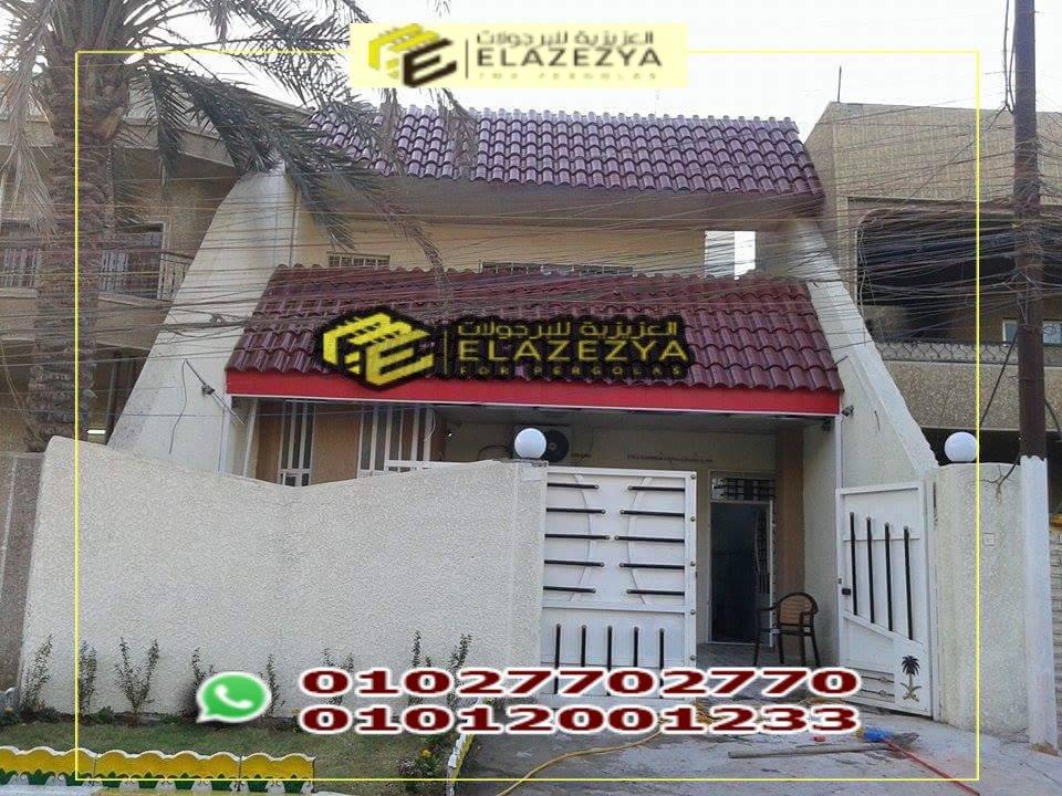 تركيب القرميد في مصر يحمي اسطح منزلك 01027702770