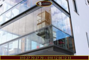 زجاج سيكوريت لواجهات المولات والمحلات الخارجية