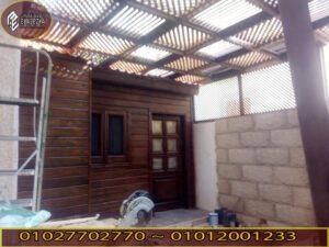 نجار ابواب خشب بأسعار رخيصة 01027702770