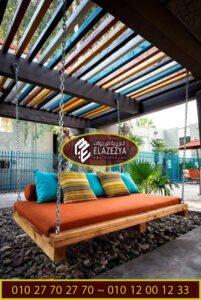 5 أفكار ديكورات حدائق وأماكن خارجية