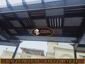 ارخص سعر تركيب برجولات في مصر