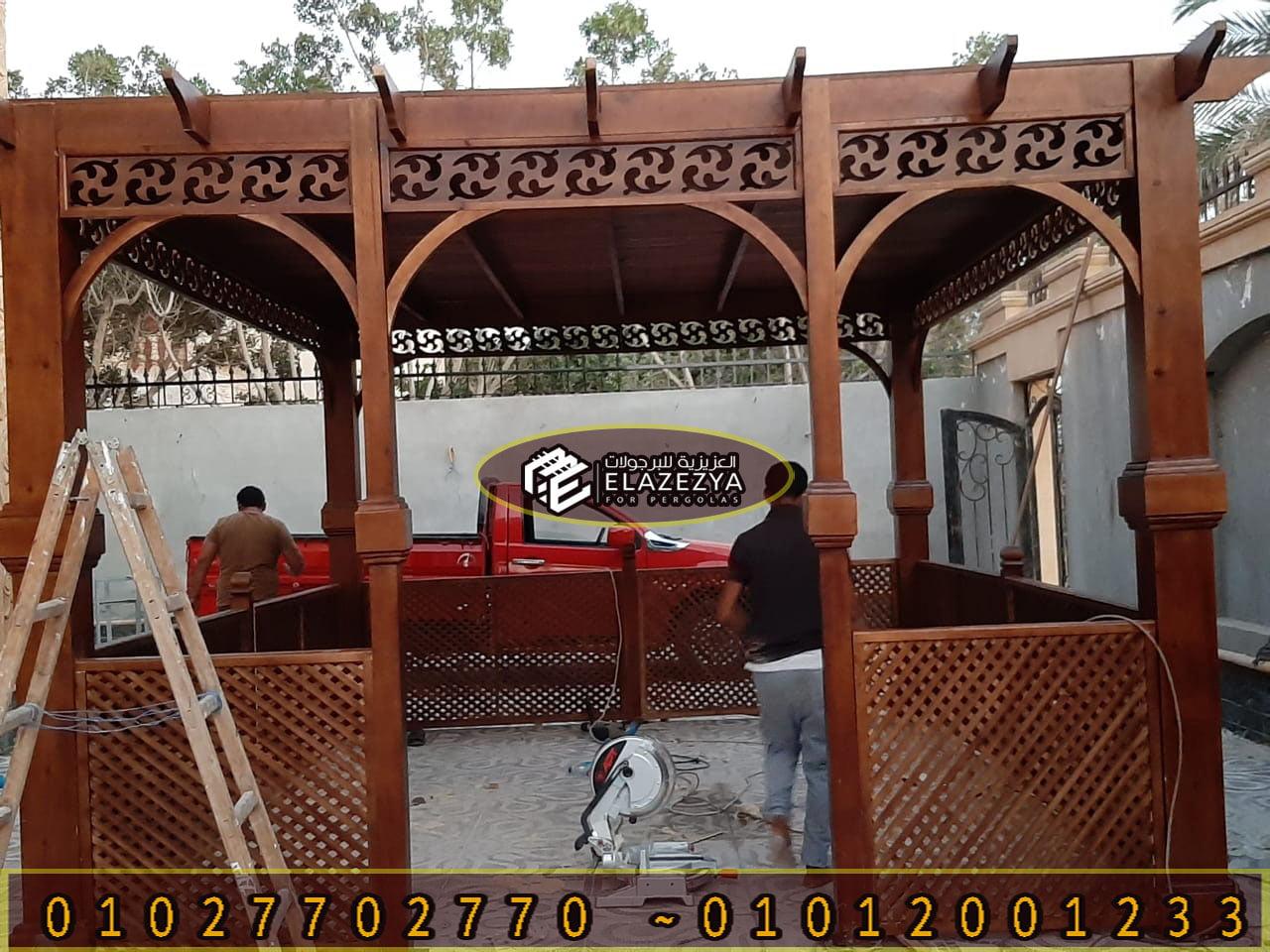 شركة تركيب البرجولات في مصر